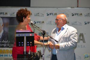 Gala Solidaria 2017 Mensajeros de la Paz en Jaén