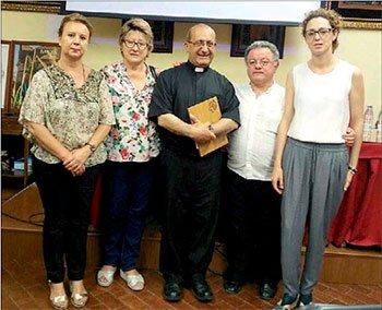 Padre Carlos Jaar en Baeza
