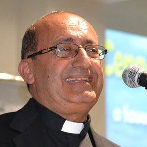 Padre Carlos Jaar, presidente Mensajeros de la Paz en Jordania
