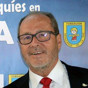 Julio Millán Medina, presidente de Edad Dorada-Mensajeros de la Paz Andalucía