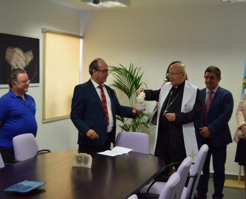 Inauguración nueva sede Edad Dorada en Jaén