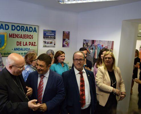 Inauguración de la nueva sede de Edad Dorada Andalucía
