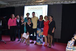 VIII Cena-gala solidaria Edad Dorada Mensajeros de la Paz en Jaén: intervenciones y reconocimientos