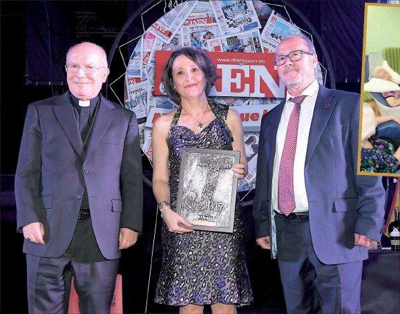 Premio Jiennenses del Año en Valores Humanos 2017 a Edad Dorada Andalucía