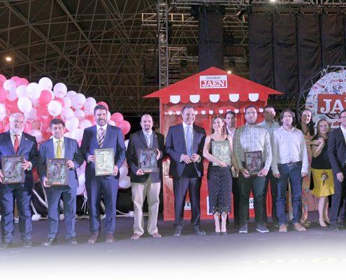 Jienenses del Año 2017 por Diario Jaén