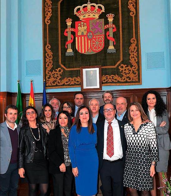 Reconocimiento a Edad Dorada Mensajeros de la Paz Andalucía