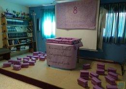 Edad Dorada Mensajeros de la Paz Andalucía celebrando el Día de la Mujer, en sus residencias