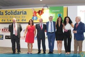IX Cena Solidaria Edad Dorada en Jaén: galardonados